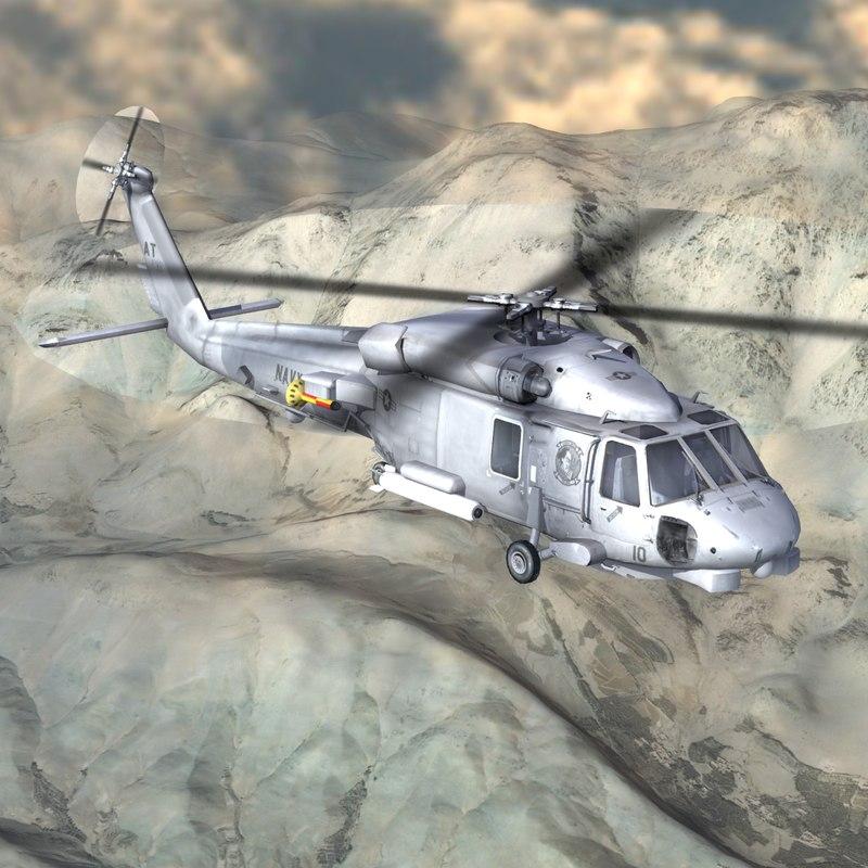 SH60 Seahawk USN Maya
