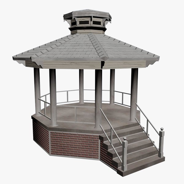 Outdoor Structure 3D models