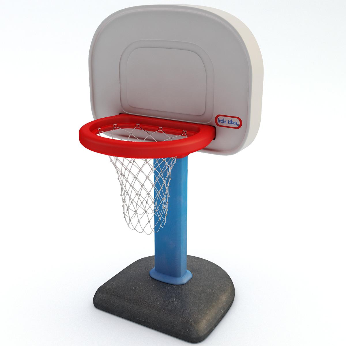 Adjustable: Fisher Price Adjustable Basketball Hoop