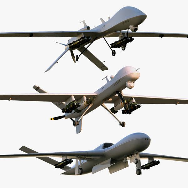 General Atomics Drones General Media