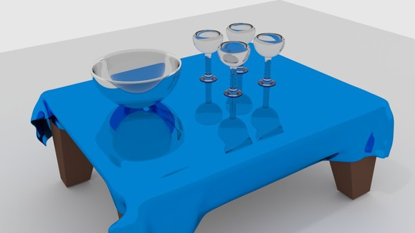 table furnit 3D Models