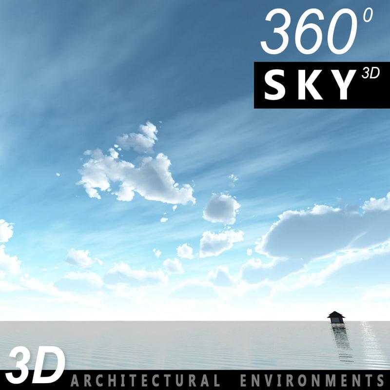 Sky 3D Day 061