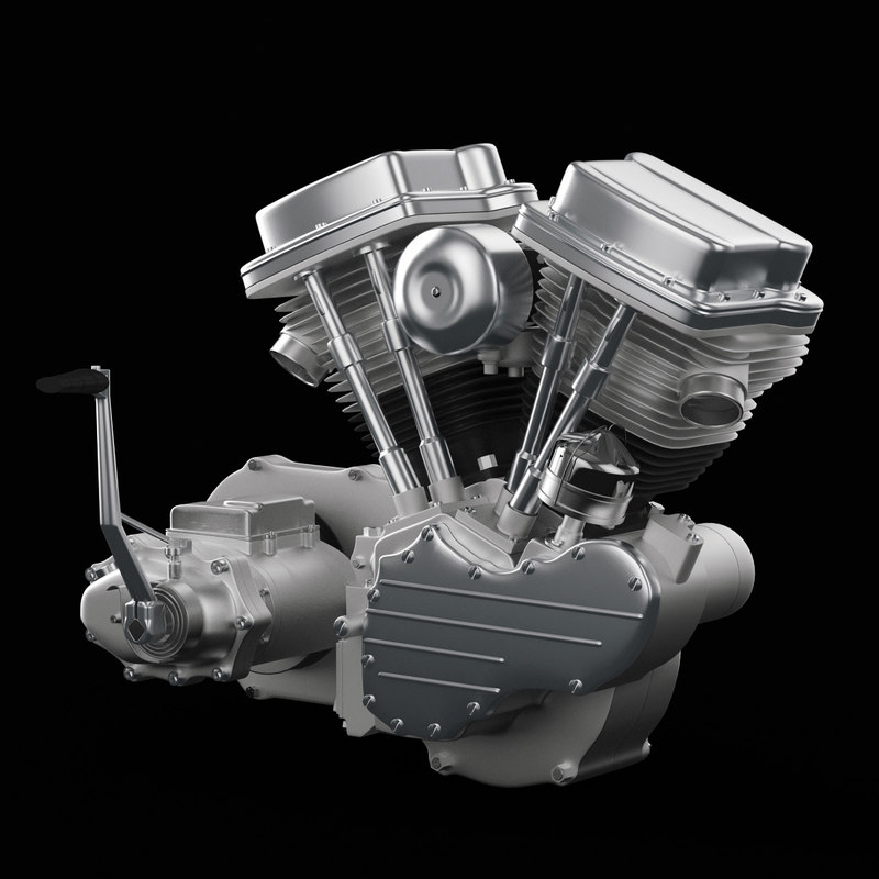 V2 Twin Engine