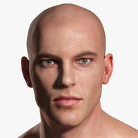 man 3d models