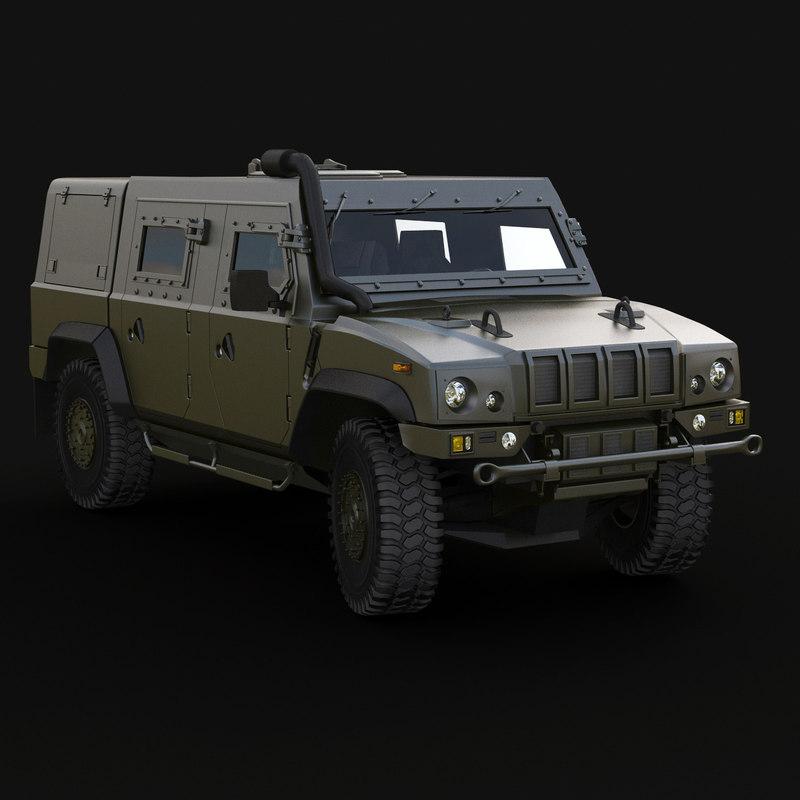 LMV Long Armored