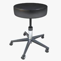 stool 3D models