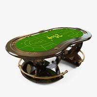 Card Table 3D models