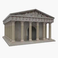 Parthenon 3D models