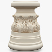 column base 3D models