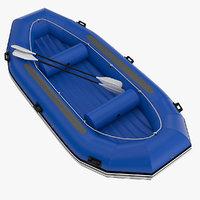 raft 3D models
