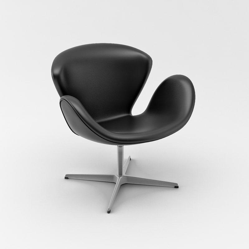 Swan Leather Chair 01.jpg