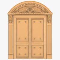 interior door 3D models