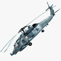 military helicopter 3D models
