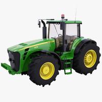 tractor 3d models