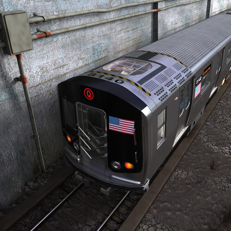 R160 Train HD