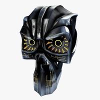 terminator 3D models