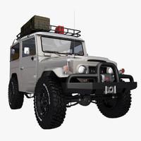 jeep 3D models
