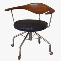 swivel chair 3D models