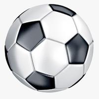 soccer 3d models