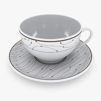 coffee cup 3D models