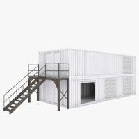 retail store 3D models