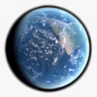 earth 3D models