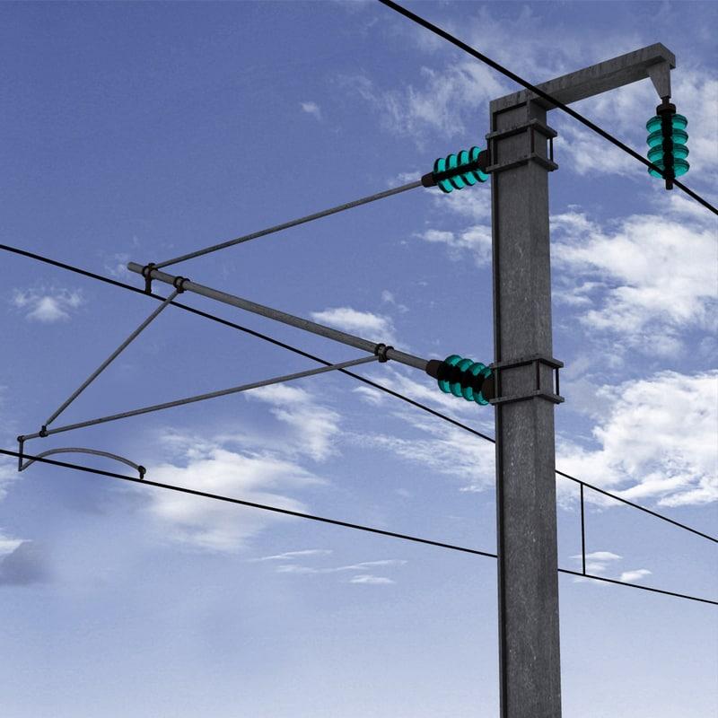 Speed Train Power Pole-b.JPG