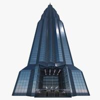 skyscraper 3d models