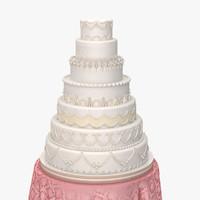 dessert 3D models