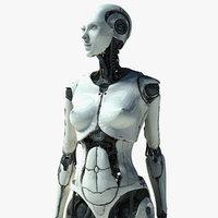 robot 3d models