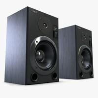 speaker 3d models