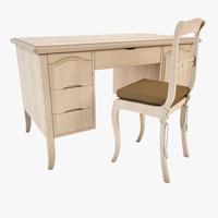 desk 3d models