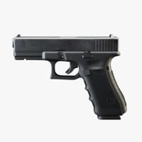 Glock 17 3D models