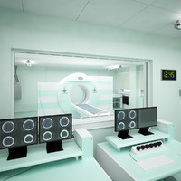 office interior 3D models