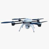 Quadcopter 3D models