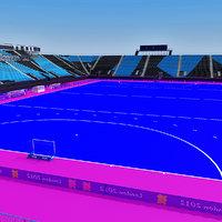 Hockey Arena 3D models