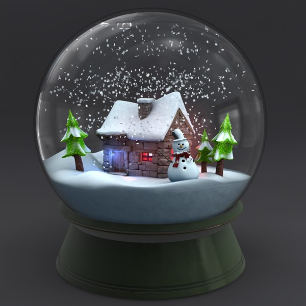 [IA] Add A Giant Christmas Smurfy Wonder Such As A Snow Globe Or Tree With Presents