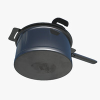 Pot (cookware) 3D models