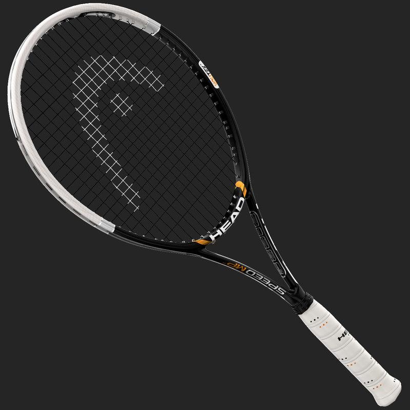 Tennis Racket Head Speed