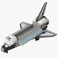 spacecraft 3d models