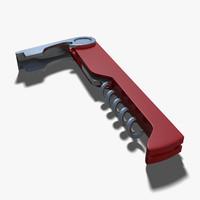 corkscrew 3D models