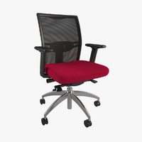 office chair 3d models