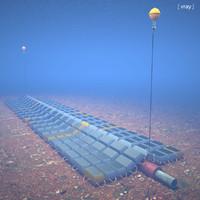 ocean floor 3D models