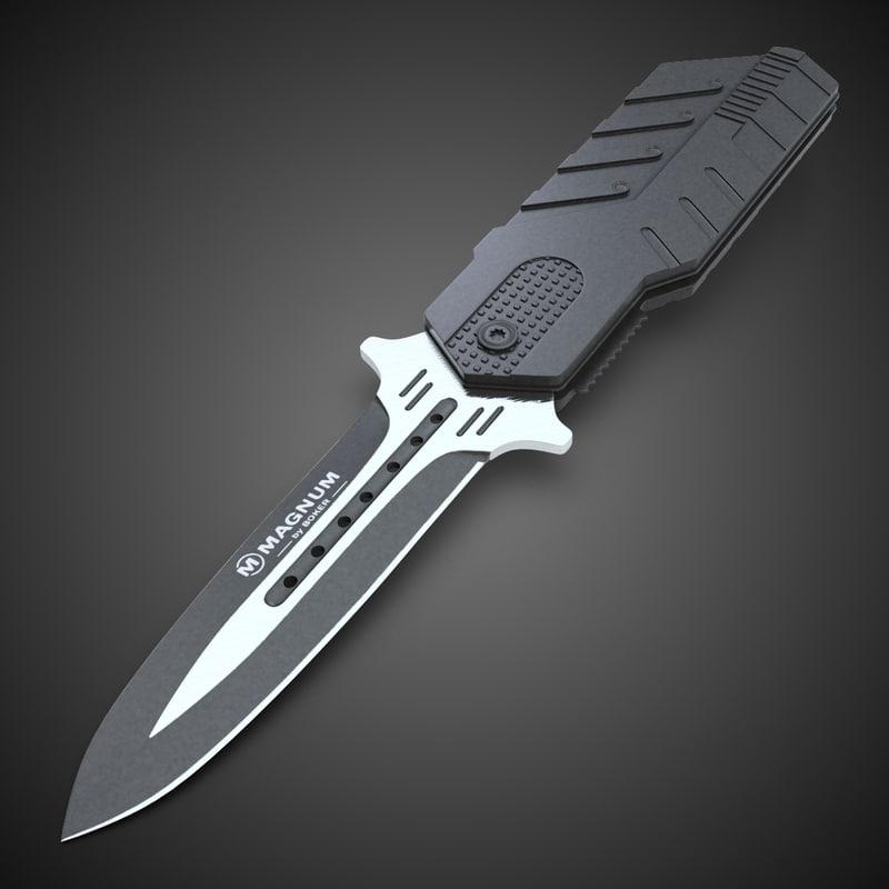 Magnum Knife 3