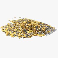 coin 3D models