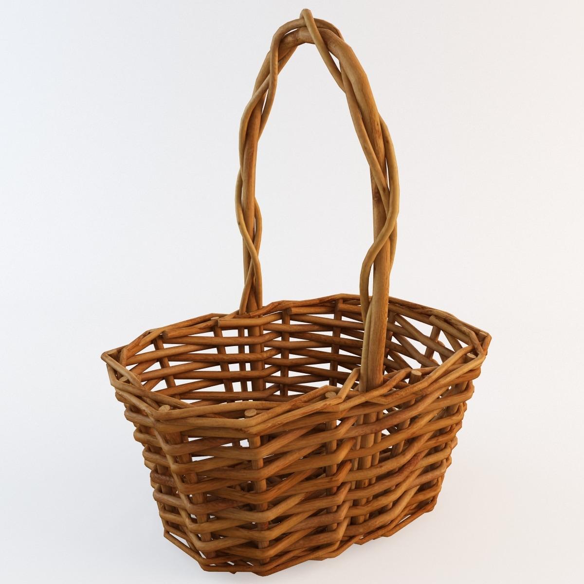 Wooden Basket 5