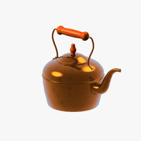 kettle 3D models