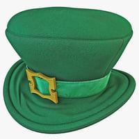 top hat 3D models