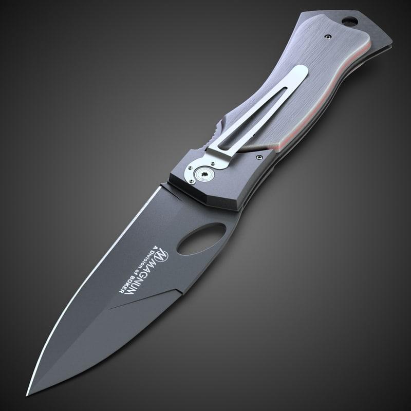 Magnum Knife 6