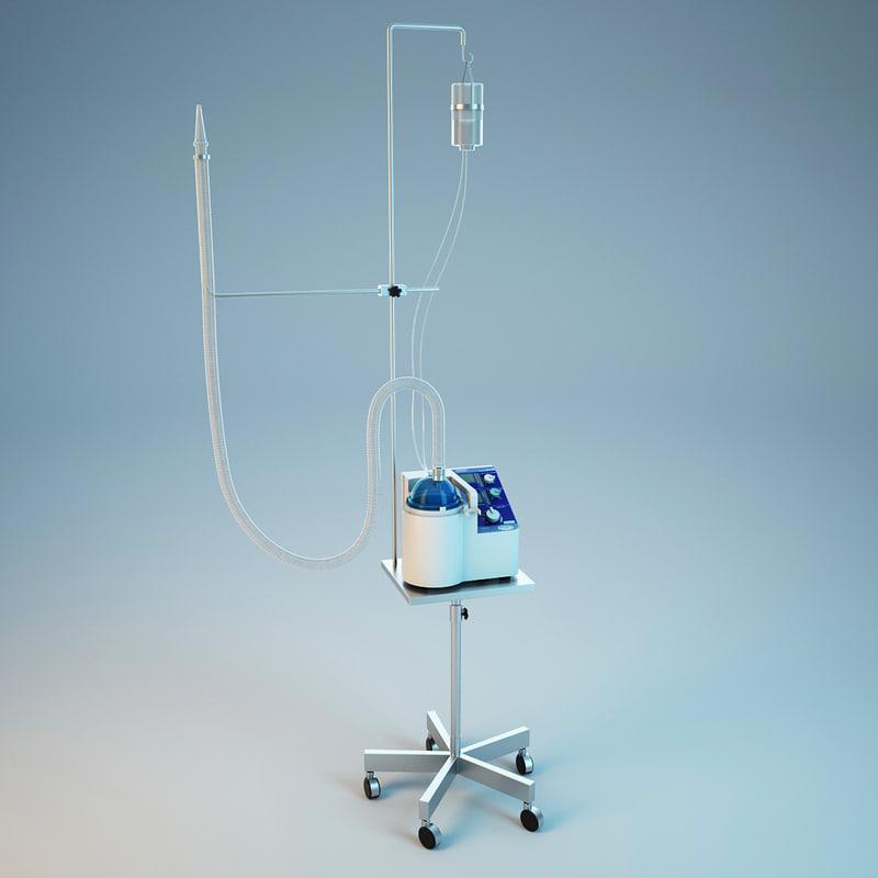 Omron U17 Inhaler
